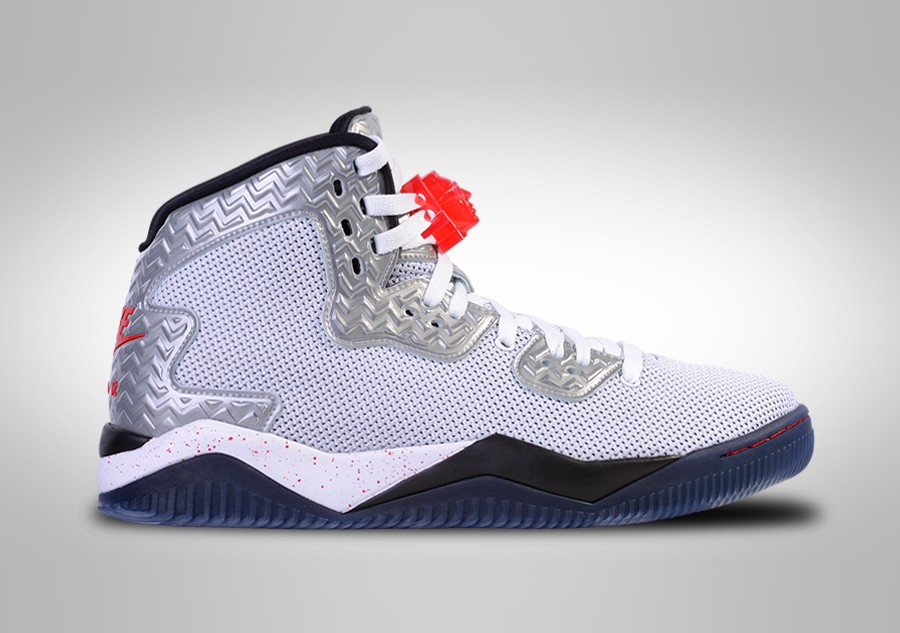 low priced ad71c 7deca NIKE AIR JORDAN SPIKE FORTY PE WHITE FIRE RED price €127.50   Basketzone.net