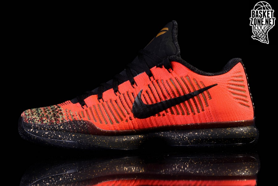 NIKE KOBE 10 ELITE LOW \'CHRISTMAS\' LIMITED EDITION price €207.50 ...