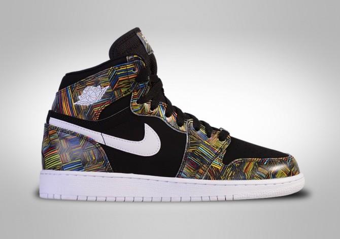 'bhm' Pour €127 50 Gg High Nouveau Nike Air 1 Jordan Retro E29YHIeWDb