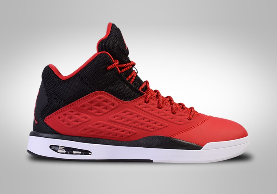 81471da83cb NIKE AIR JORDAN NEW SCHOOL GYM RED BLACK price €117.50 | Basketzone.net