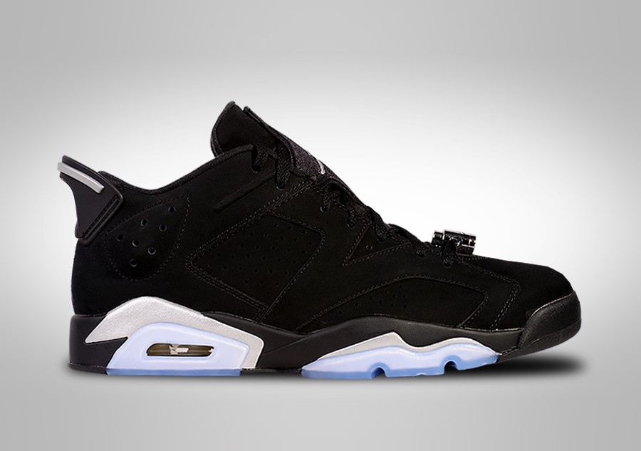 online retailer 99220 dff26 ... top quality nike air jordan 6 retro low chrome 5b155 d0bb0