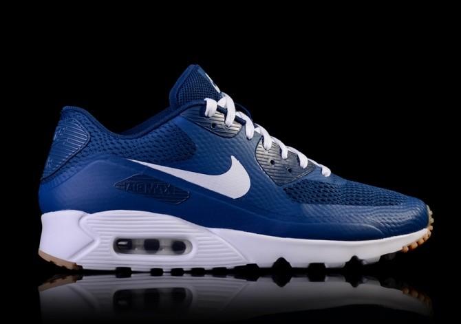 nike air max 90 jeans cloth dark blue