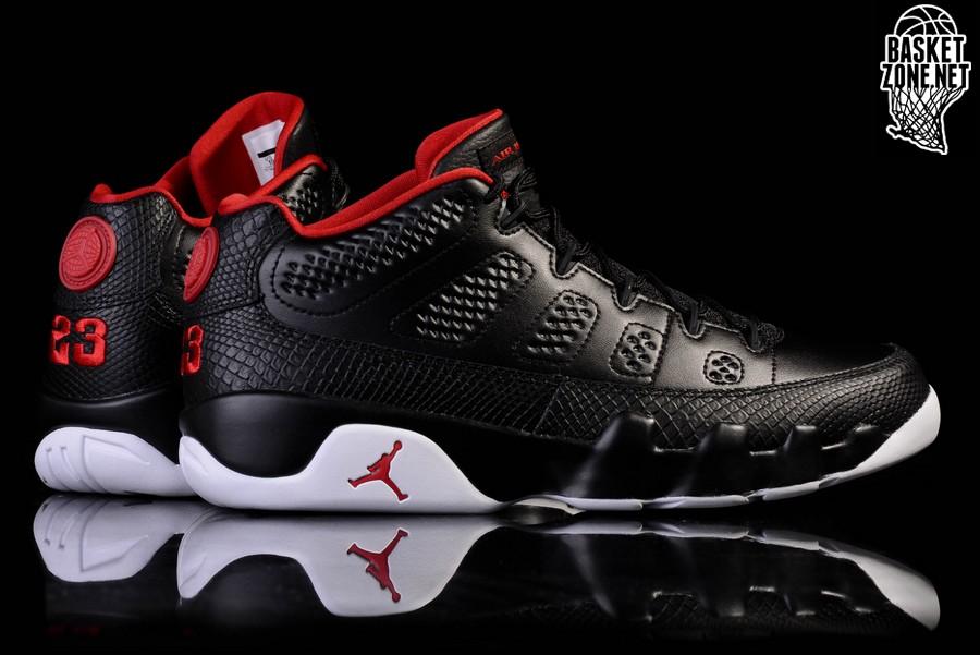 sports shoes 5ea6d 60b5b ... NIKE AIR JORDAN 9 RETRO LOW BRED ...