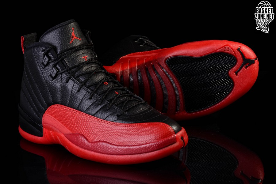 NIKE AIR JORDAN 12 RETRO FLU GAME BG