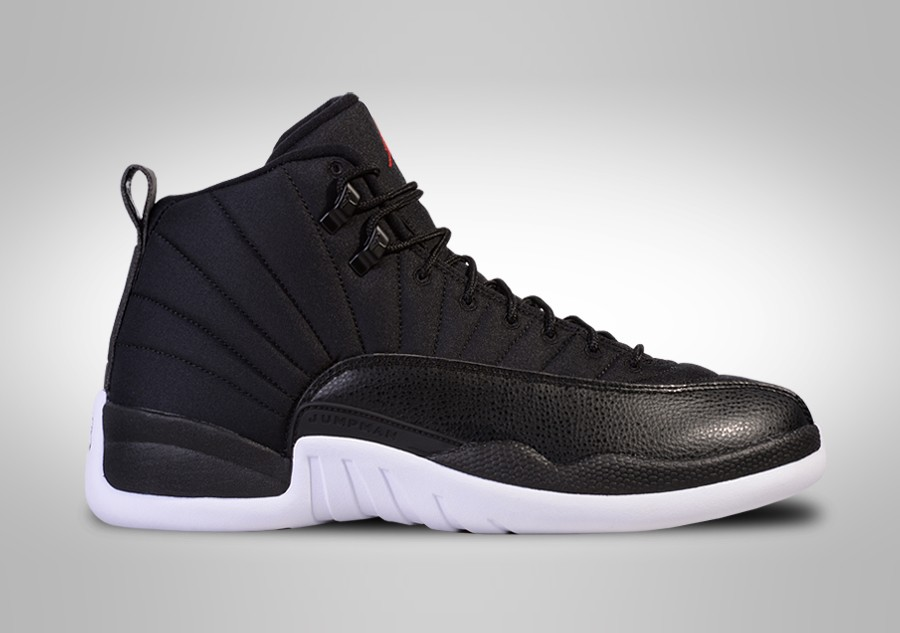 best website dba85 9bfa5 NIKE AIR JORDAN 12 RETRO BLACK NYLON price €185.00   Basketzone.net