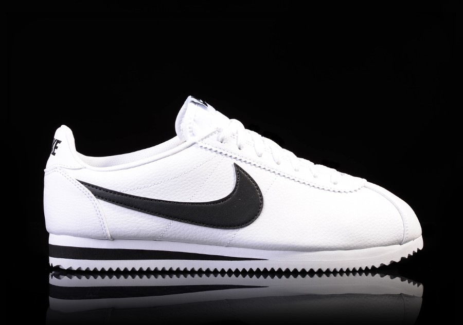 pretty nice 2069d e2f39 NIKE CLASSIC CORTEZ LEATHER WHITE. 749571-100