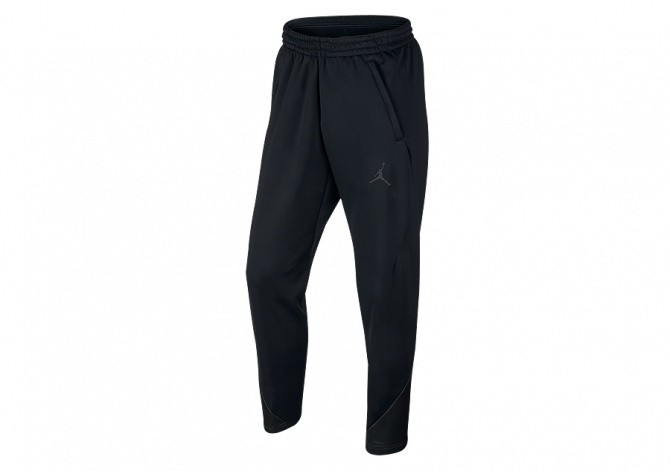 NIKE AIR JORDAN 360 THERMA SHILED MAX PANT BLACK