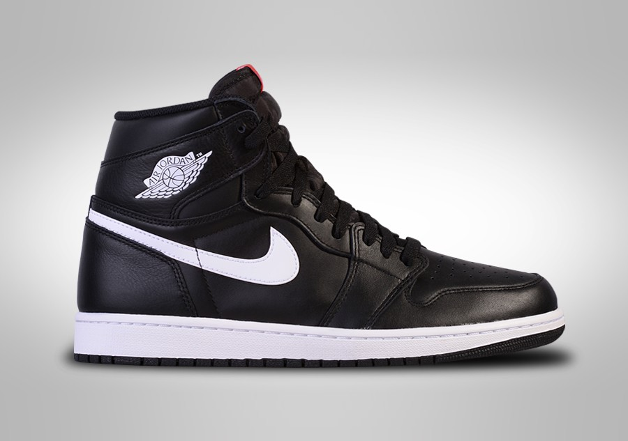 new product 1dfce 8f7a2 ... scarpe da basket punti 1b89b 02aec  coupon code for nike air jordan 1  retro high og black side of the yin yang