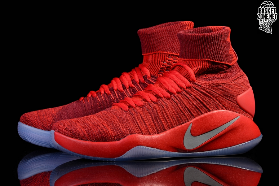 7f0840134a40 NIKE HYPERDUNK 2016 FLYKNIT TEAM RED price €127.50