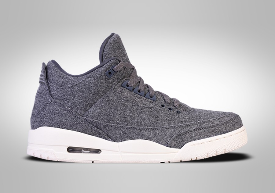 8e50c01fece NIKE AIR JORDAN 3 RETRO WOOL pour €162