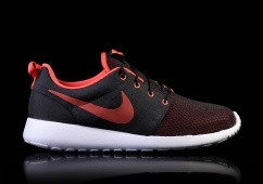 NIKE ROSHE ONE SE BLACK ORANGE