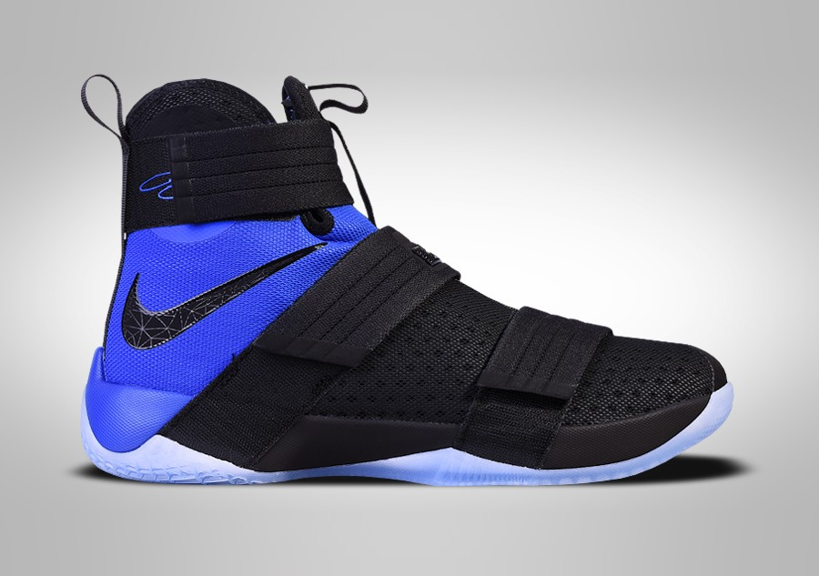 innovative design 68f62 66303 NIKE LEBRON SOLDIER 10 SFG GAME ROYAL price 472.50₪   Basketzone.net