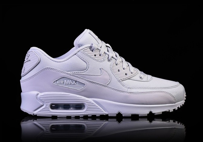 the latest edcec dd614 NIKE AIR MAX 90 ESSENTIAL WOLF GREY