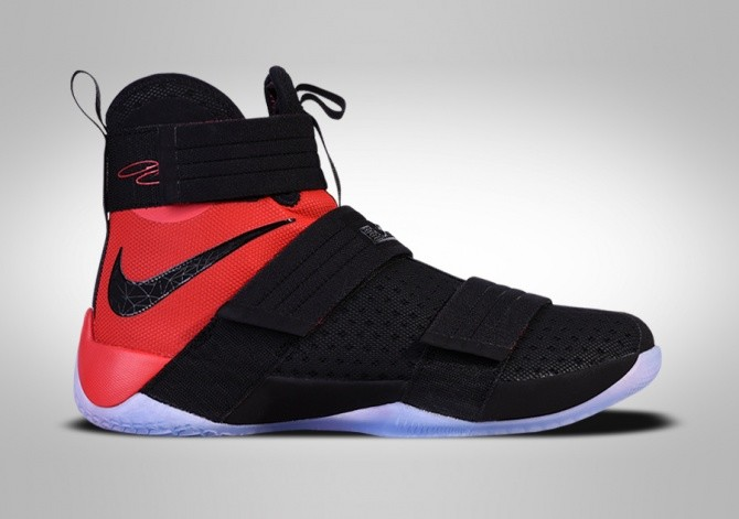 d8ca662f4d070 NIKE LEBRON SOLDIER 10 SFG BRED price €115.00