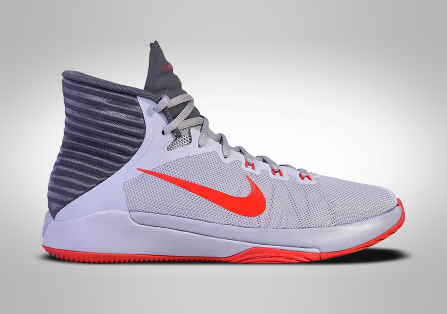 taille 40 7a4a9 da90c NIKE PRIME HYPE DF 2016 COOL GREY RED price £62.50 ...