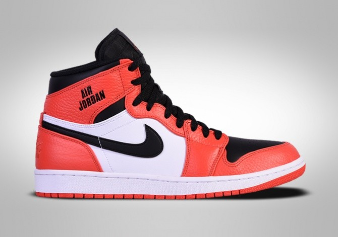 d7512d69 NIKE AIR JORDAN 1 RETRO HIGH MAX ORANGE por €117,50 | Basketzone.net