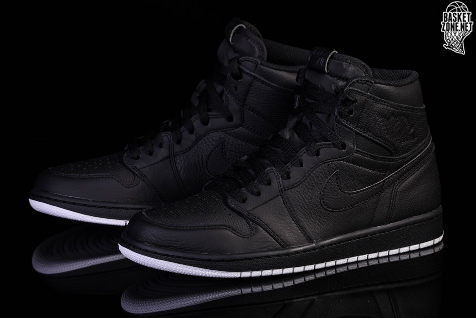 bc7de9dcf14ce8 NIKE AIR JORDAN 1 RETRO HIGH OG BLACKOUT price €115.00