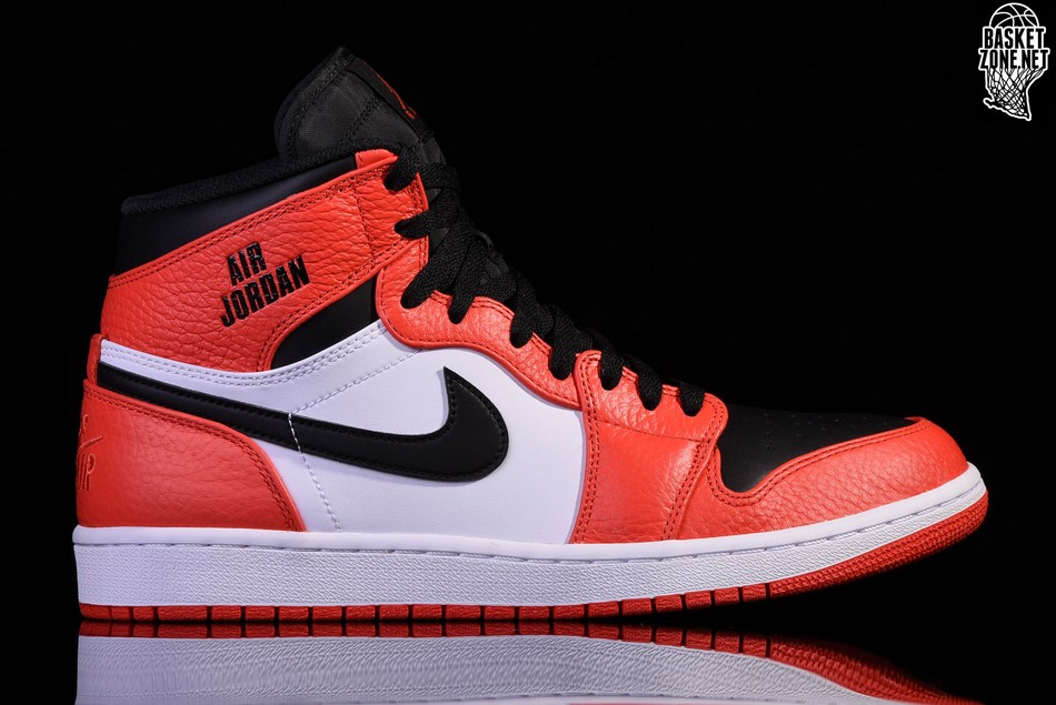 1 Orange Max Por Jordan Retro Nike Air High Y7gf6byv