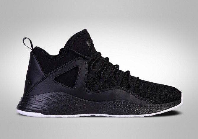 NIKE AIR JORDAN FORMULA 23 BLACKOUT
