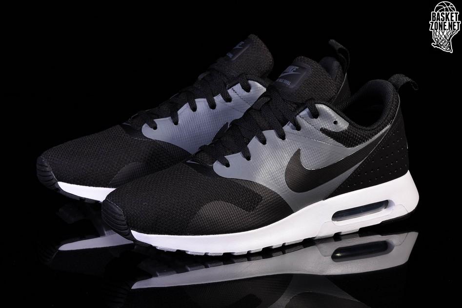 Nike Air Max Tavas 'Black, Dark Grey & Crimson' « Footwear