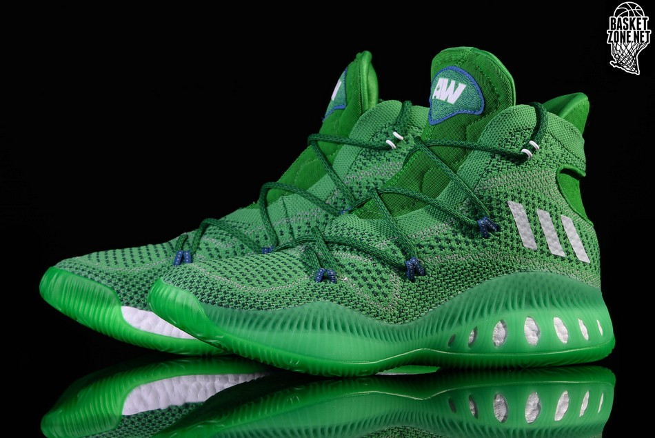 the best attitude 93d8a bf33a ADIDAS CRAZY EXPLOSIVE PRIMEKNIT ANDREW WIGGINS PE GREEN