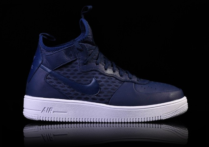 best service f8ef9 f57b6 NIKE AIR FORCE 1 ULTRAFORCE MID BINARY