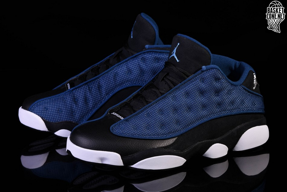 e8d13de2339 NIKE AIR JORDAN 13 RETRO LOW BRAVE BLUE price €172.50 | Basketzone.net