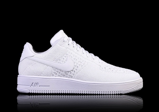ff1971c3f812 NIKE AIR FORCE 1 ULTRA FLYKNIT LOW WHITE price €122.50