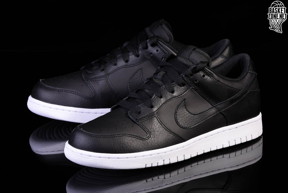new concept df85b c5d04 NIKE DUNK LOW BLACK price €69.00 | Basketzone.net