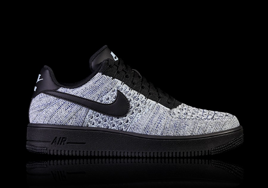 purchase cheap 79523 9fb61 NIKE AIR FORCE 1 ULTRA FLYKNIT LOW GLACIER BLUE price ...