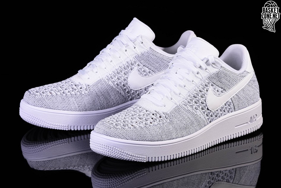 100% authentic f3841 7959f ... sweden switzerland nike air force 1 flyknit low mens silver yellow  983a0 9dcda b1078 ad54a