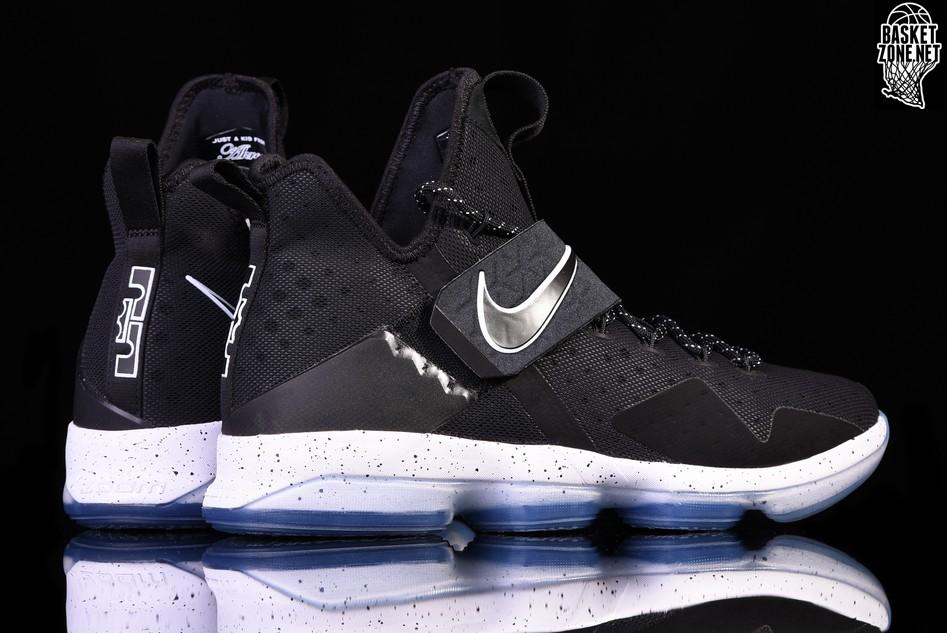 Nike LeBron 14 Black Ice Release Date 921084 002 | Tenis