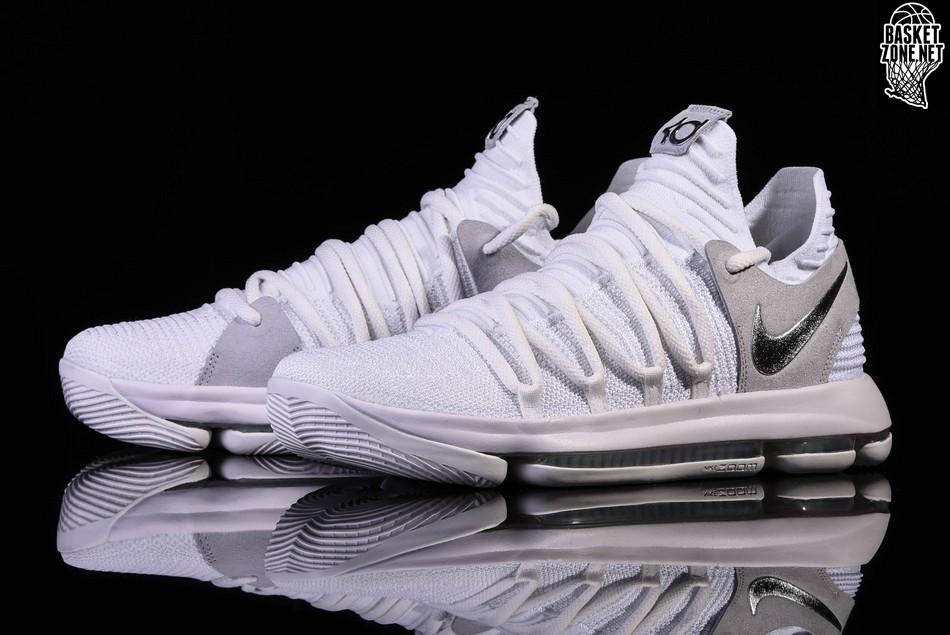 scarpe kd 10 uomo grigio