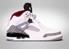 NIKE AIR JORDAN SPIZIKE WHITE CEMENT