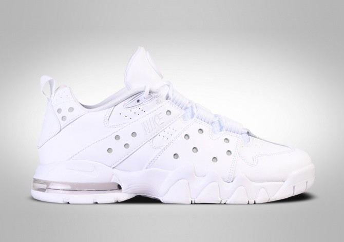 uk availability c2a5b fec4f ... ebay nike air max2 cb 94 low triple white e0fec d60a8