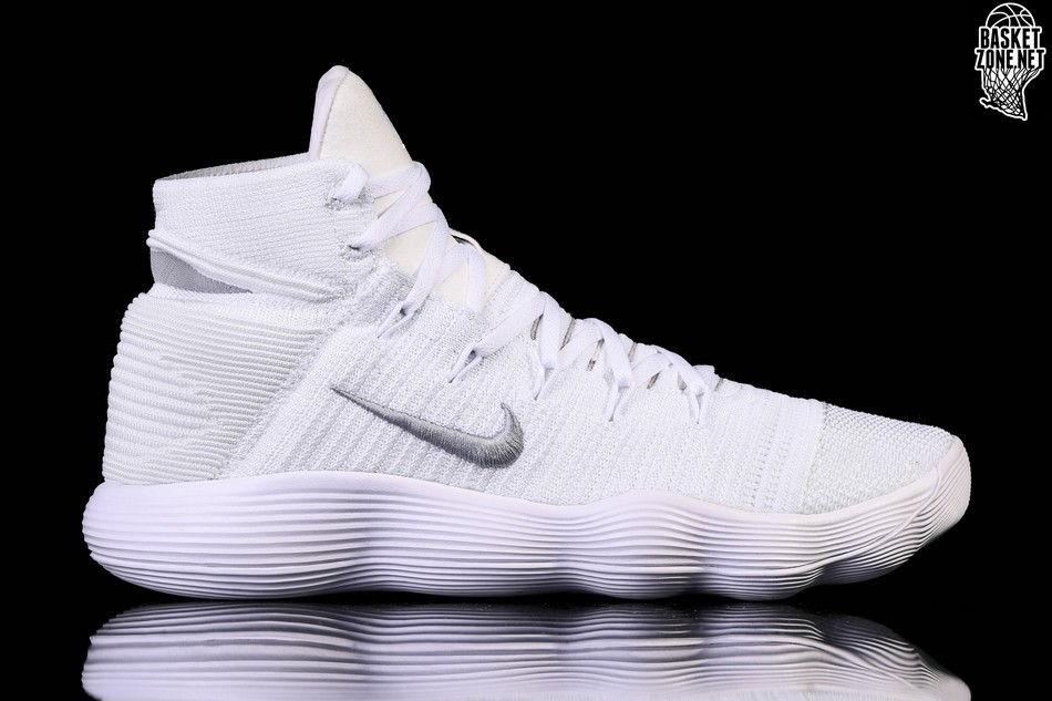 Nike Hyperdunk 2017 Flyknit Triple White 917726 100 | New