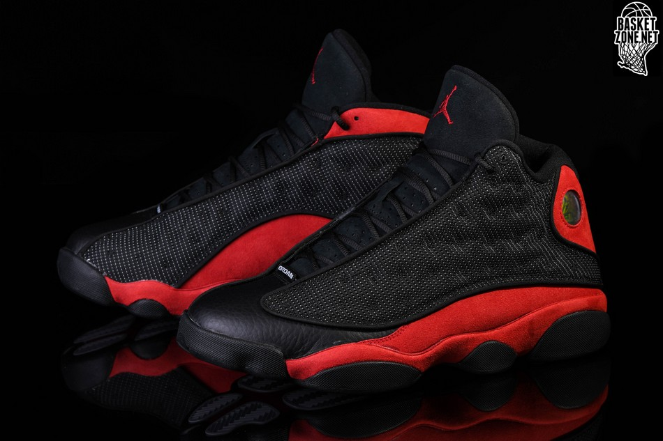 save off f1120 53545 NIKE AIR JORDAN 13 RETRO BRED