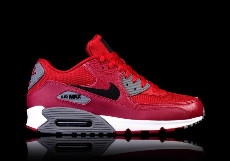 wholesale dealer bc301 b0d68 NIKE AIR MAX 90 ESSENTIAL GYM RED