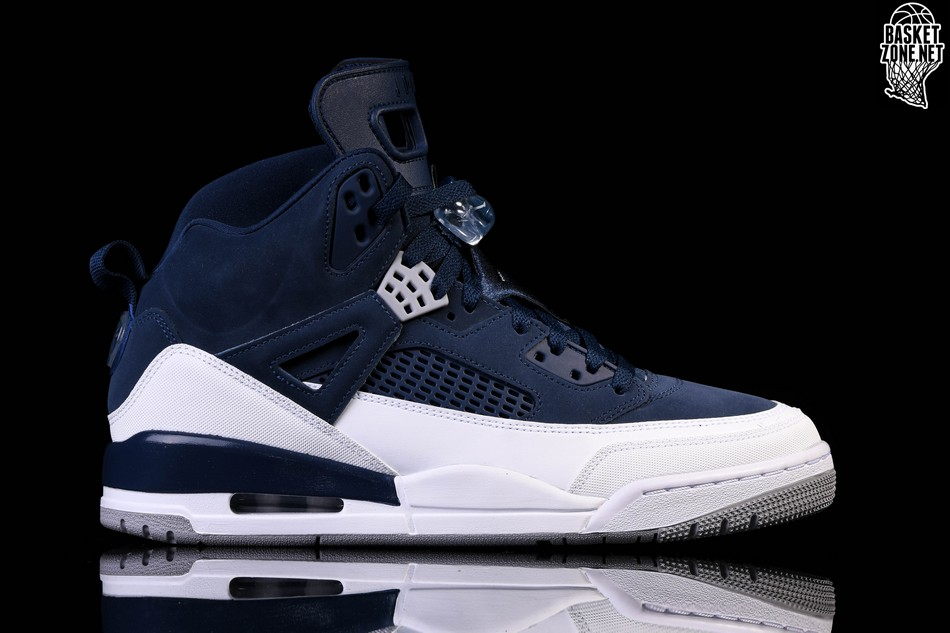 reputable site fd8fa 34653 NIKE AIR JORDAN SPIZIKE WHITE MIDNIGHT NAVY. 315371-406. PRICE  €135.00
