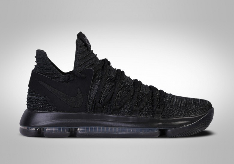 NIKE ZOOM KD 10 BLACKOUT