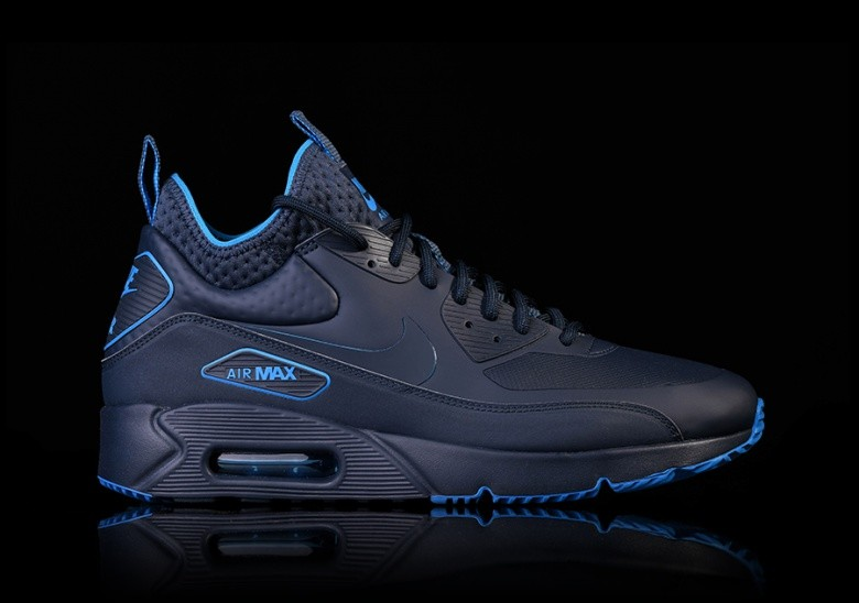 288bb52df55 NIKE AIR MAX 90 ULTRA MID WINTER SE OBSIDIAN per €135