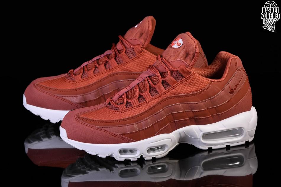 Nike Air Max 95 Premium SE czerwony