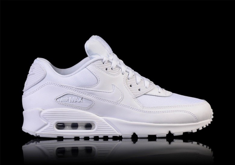 online store d0ae2 0acce ... noir wolf gris homme 90 fonctionnement chaussures 537384 store nike air  max 90 essential triple white a832d ebe6a ...