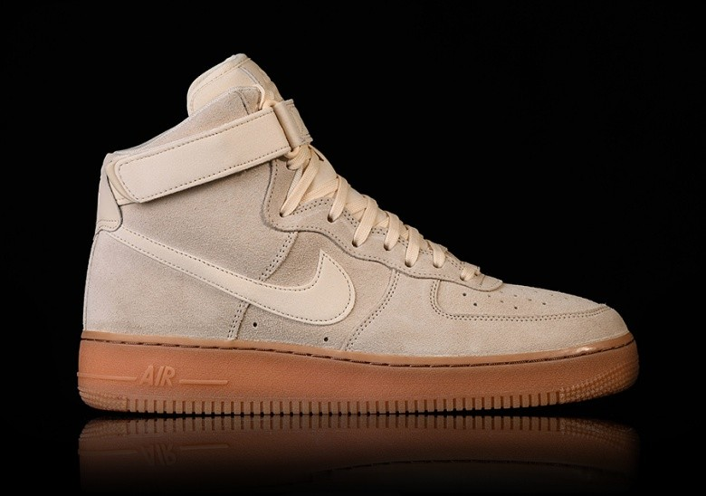 online store c23ea 7e2fe ... low cost nike air force 1 high 07 lv8 suede muslin a8e26 fd5b0
