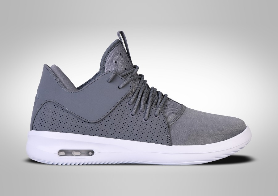 tenis air jordan gris precio