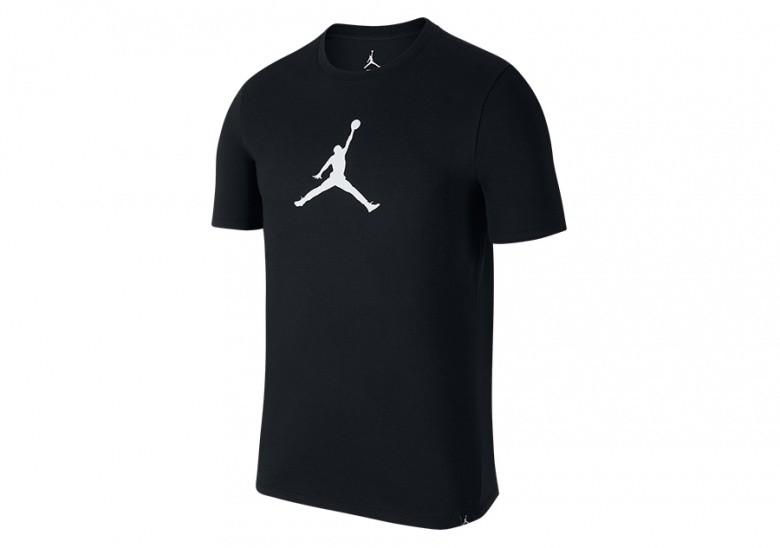 358651595 NIKE AIR JORDAN DRY TEE 23/7 JUMPMAN BASKETBALL TEE BLACK cena 582 ...