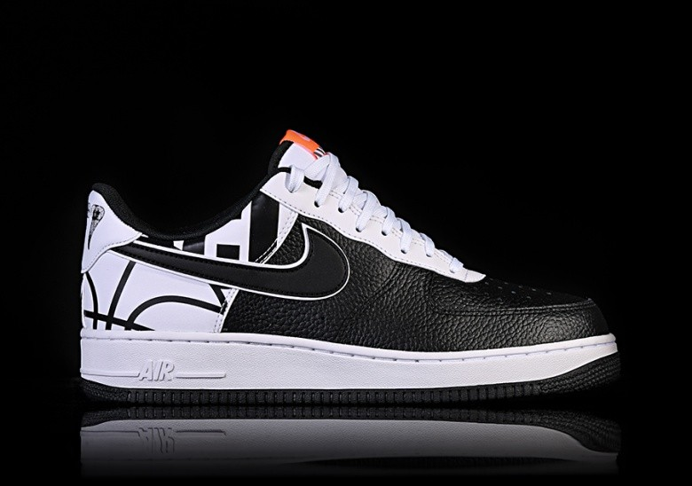 c0c7ac2e986814 NIKE AIR FORCE 1 '07 LV8 BLACK für €97,50 | Basketzone.net