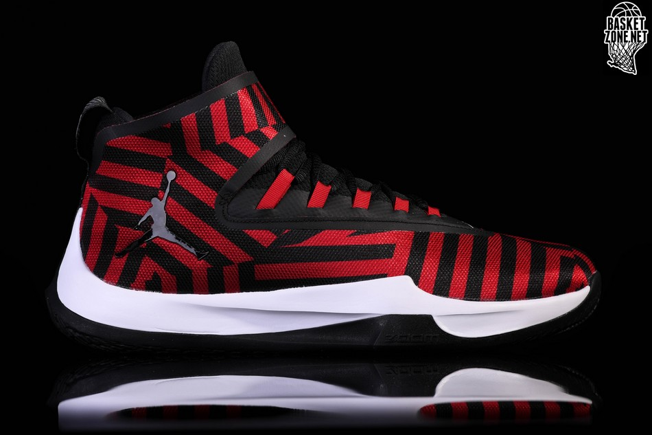 75ce277772f4ad NIKE AIR JORDAN FLY UNLIMITED BLACK FIRE RED price €92.50 ...