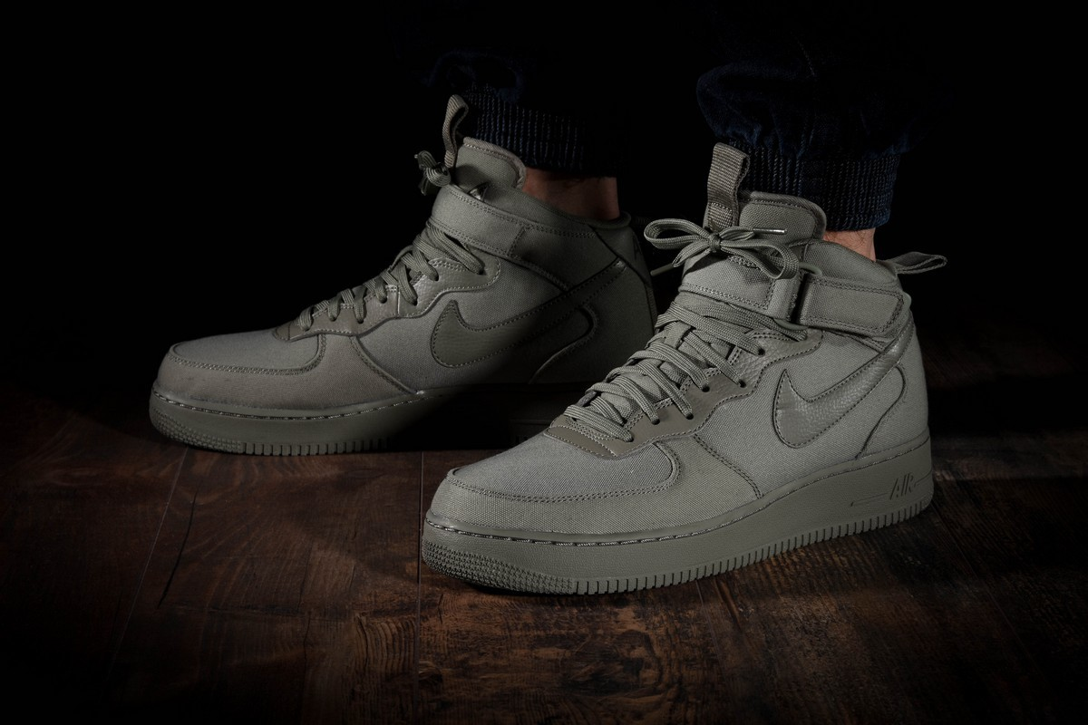 beed4fd2c10 NIKE AIR FORCE 1 MID  07 CANVAS for £95.00