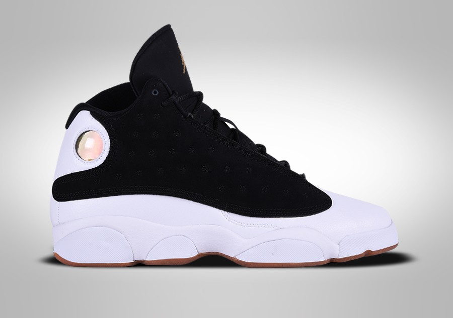 6745fae4379 NIKE AIR JORDAN 13 RETRO BLACK GOLD GUM GG price €127.50 | Basketzone.net